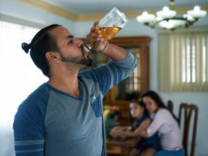 alcoholism in family