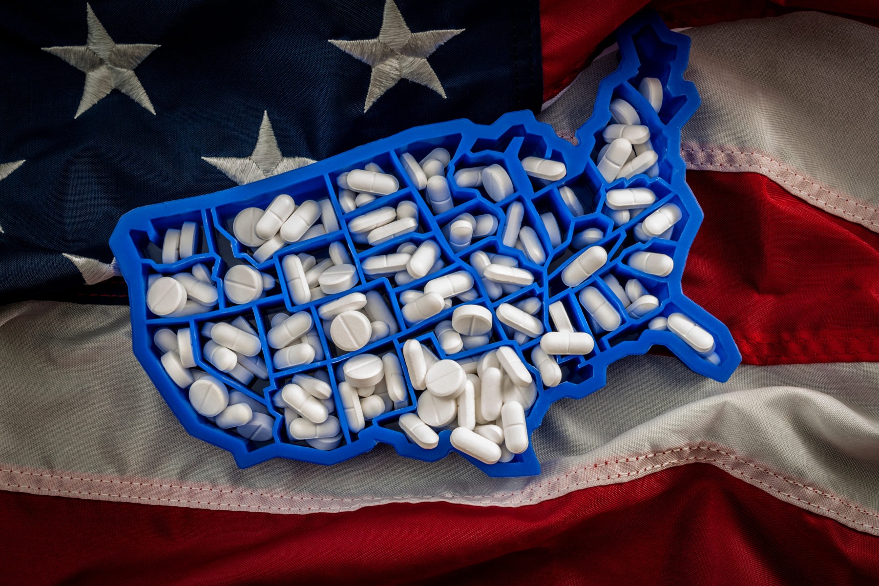New Opioid Addiction Bill: SUPPORT for Patients & Communities Act